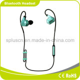 Auricular estéreo vendedor caliente de Bluetooth de los mini deportes sin hilos con el conjunto al por menor del rectángulo
