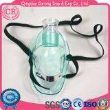 Máscara de oxígeno médica disponible del Ce con el nebulizador y el tubo