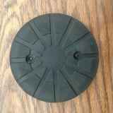 Haken über/Schrauben-Gummifuss-Auflage-Blöcke für Auto-Pfosten-Aufzug