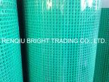 acoplamiento Alcalino-Resistente de la fibra de vidrio de 120G/M2 4X4 5X5m m