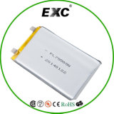 リチウムIon Polymer Battery 785080 7000mAh 3.7V