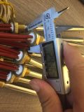 Электрический погружение сопротивление патронного нагревателя с помощью термопары