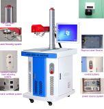 Máquina da marcação do laser da fibra da alta qualidade 30W para a marcação do metal