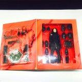Пластичная складывая коробка для игрушек, игрушка, кукла