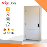 Американским дверь поднятая типом деревянная