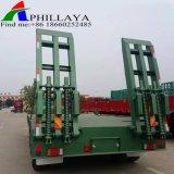 拡張可能な輸送重い機械低いベッドのトレーラー