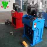 Abertura máx 114 mm Gama de crimpagem da mangueira de ar 1/4''-2''máquina de fazer da mangueira hidráulica