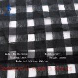 20%Nylon 40%Cotton 40%Linen Gewebe für Mantel-Umhüllungen-Kleid