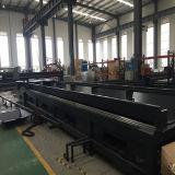 1000W Machine van de Gravure van de Laser van het Koolstofstaal van het roestvrij staal De Scherpe