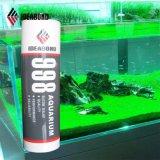 Sigillante del silicone di Ideabond 998 per la grande scheda ed il vetro dell'acquario