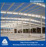 Bastidor de la estructura de acero para construcción de acero, estructura de acero
