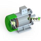 10kw 100rpm generador magnético, Fase 3 AC Generador magnético permanente, el viento, el uso del agua a bajas rpm