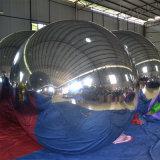 Gaintの党のための円形の膨脹可能な装飾ミラーの球