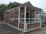 모듈 저가 고품질 조립식으로 만들어지는 조립식 이동할 수 있는 집 또는 별장