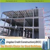 Гальванизированные светлые офисные здания фабрики стальной структуры