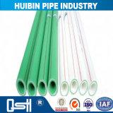 Новые материалы горячая продажа PP-R пластиковые трубы, белого цвета