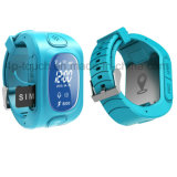 Smart Multifunctions ребенка/Детский Портативные GPS Tracker смотреть с Pedometer H3