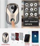 デジタル別荘のための無線カラービデオのドアの電話