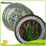 Preiswerte Herausforderungs-Großhandelsmünzen und kundenspezifische Metallmünze