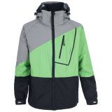 2015 Mens-Winter wasserdichte Ripstop Ski-Jacke