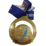 適正価格のカスタマイズされた絶妙な合金メダル