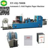 Descenso automático dispensador automático de doblar la servilleta la máquina de papel