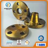 ANSI B16.9のブランクフランジの炭素鋼は造ったガソリンプロジェクト(KT0315)のためのフランジを