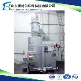 incinérateur médical de déchets solides de l'hôpital 50kgs/Cycle, degré 900-1400 Celsius