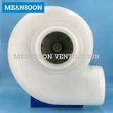 Ventilador de ventilación de electrochapado industrial plástico 300