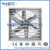 家禽装置の温室の換気扇