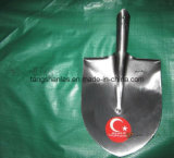 Tête de pelle à peinture polie Modèle de Turquie