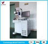 Marcação a Laser de fibra&gravura a máquina com o dispositivo rotativo