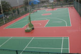 8layers Soft Bottom e Hard Top Court de tênis Revestimento