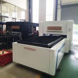 Hohe konkurrierende Faser-Laser-Ausschnitt-Maschine für Edelstahl-Ausschnitt