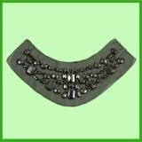 Accessori acrilici dell'indumento del collare del filato del branello del Rhinestone all'ingrosso di modo