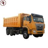 판매를 위한 Sinotruk Hohan J7b 6X4 40t 덤프 트럭