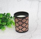 熱い販売法の蝋燭のコップのパタングラスの蝋燭ホールダーの祝祭の装飾ガラスのロウソク