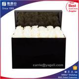 Boîte de présentation acrylique fabriquée à la main de Rose de 36 roses d'usine