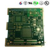 4 Camadas Enig rígida com a borda da placa de circuito impresso Plating