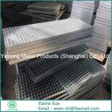 Pisada de escalera de acero de la fijación de la soldadura de Yinrong con el tipo T1