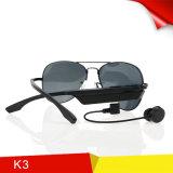 Bluetooth van uitstekende kwaliteit 4.0 Zonnebril met StereoHoofdtelefoons