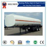 Tanker-LKW-Schlussteil des Treibstoff-45cbm/des Kraftstoffs mit Fuwa Welle