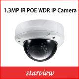 câmera do IP dos fornecedores das câmeras do CCTV da abóbada 1.3MP