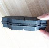 A pastilha de freio de Autopeças Non-Asbestos Fábrica Semi-Metallic pastilhas de freio D303