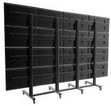 Videowand-Standplatz-Landschaft 16-Screens Floorbase (4*4) (Aw 1600A)