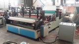 Máquinas automáticas industriales de alta velocidad del rollo de papel higiénico de alta velocidad