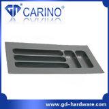 (W593) de la coutellerie en plastique, plastique du bac bac formé sous vide