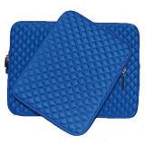 Популярные цвета рельефным дизайном неопреновый чехол сумка для ноутбука (FRT1-156)