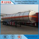 Aleación de aluminio de segunda mano/usada/acoplado inoxidable del petrolero semi de China