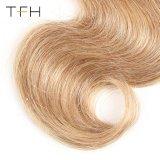 Virgem brasileira Omber cabelos humanos tecem 1B/27 Onda Corpo Remy Extensões de cabelo cabelos de dois tons (TFH18)
